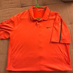 Tiger Woods collection polo